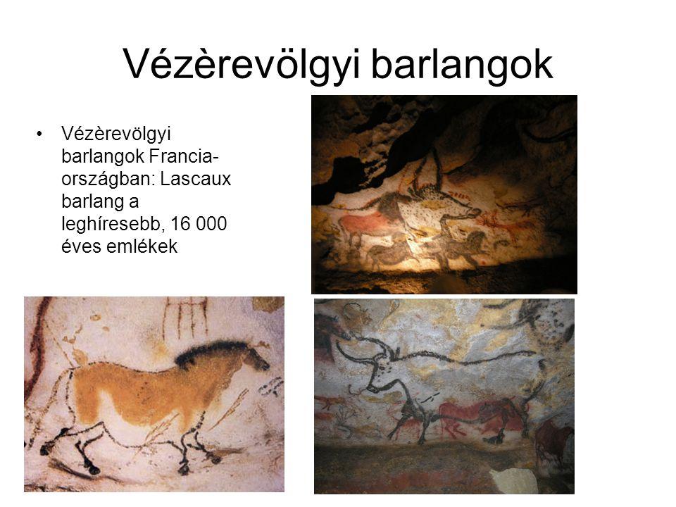 Vézèrevölgyi barlangok
