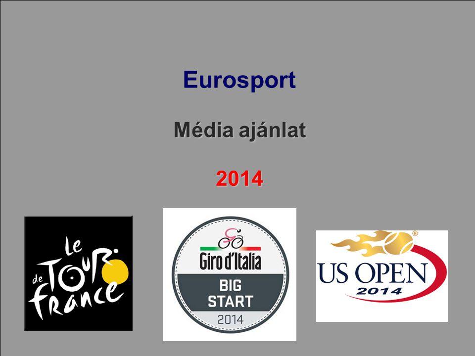 Eurosport Média ajánlat 2014