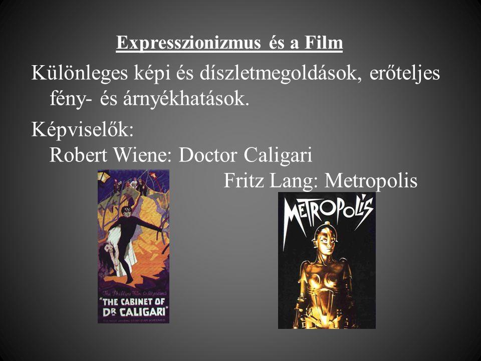 Expresszionizmus és a Film