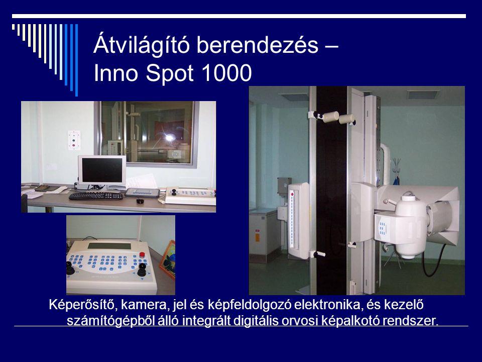 Átvilágító berendezés – Inno Spot 1000