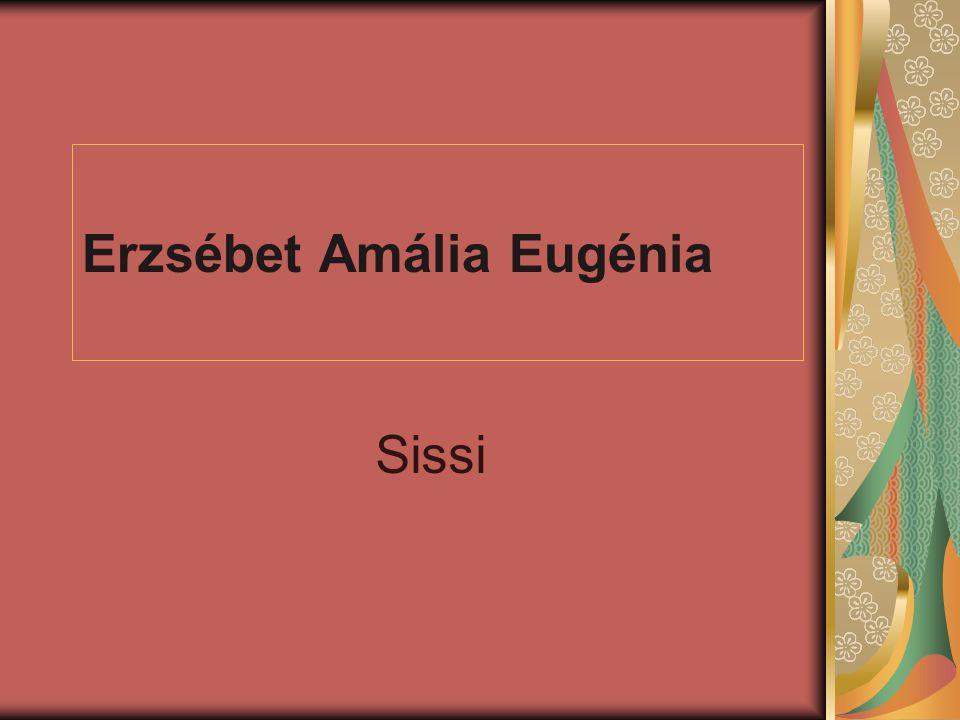 Erzsébet Amália Eugénia