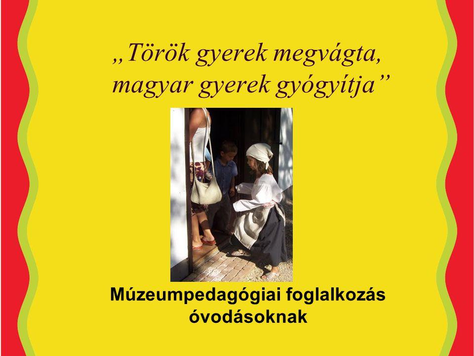 """""""Török gyerek megvágta, magyar gyerek gyógyítja"""