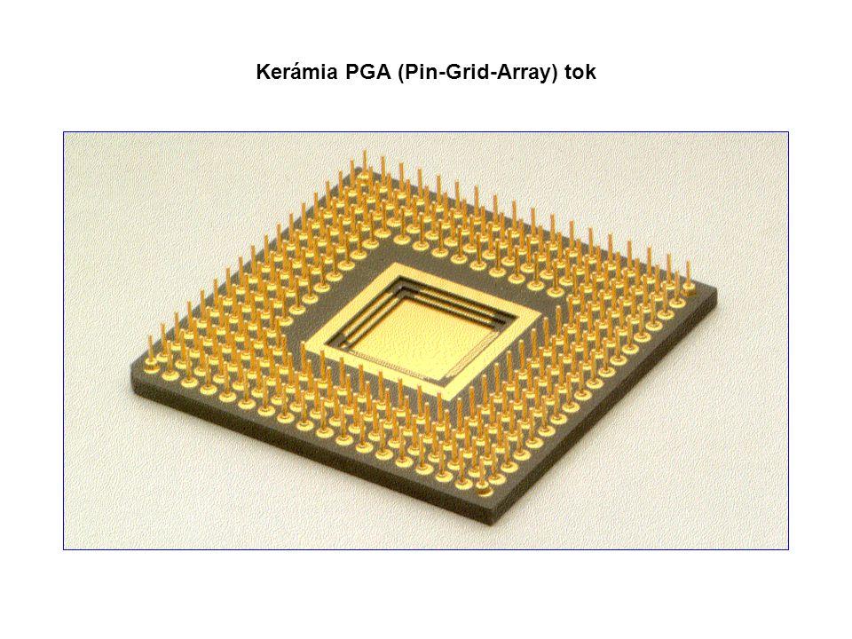 Kerámia PGA (Pin-Grid-Array) tok