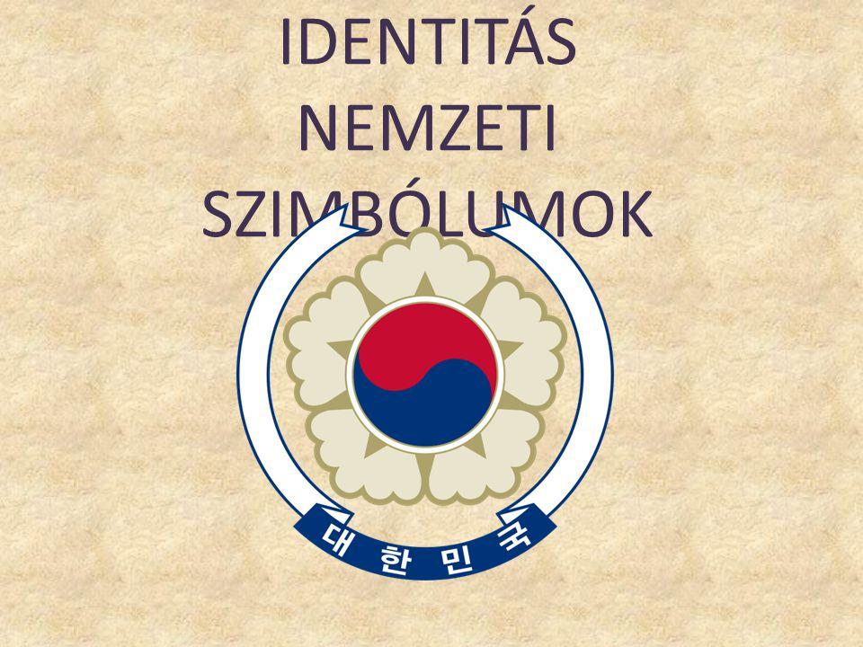 Koreai Nemzeti Identitás Nemzeti szimbólumok