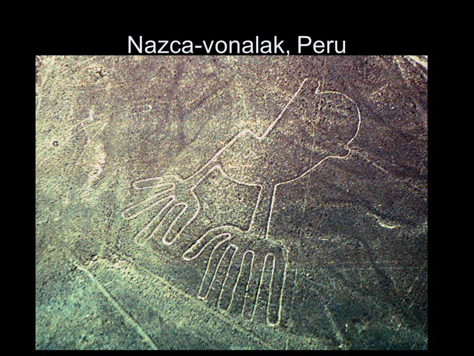 Nazca-vonalak, Peru