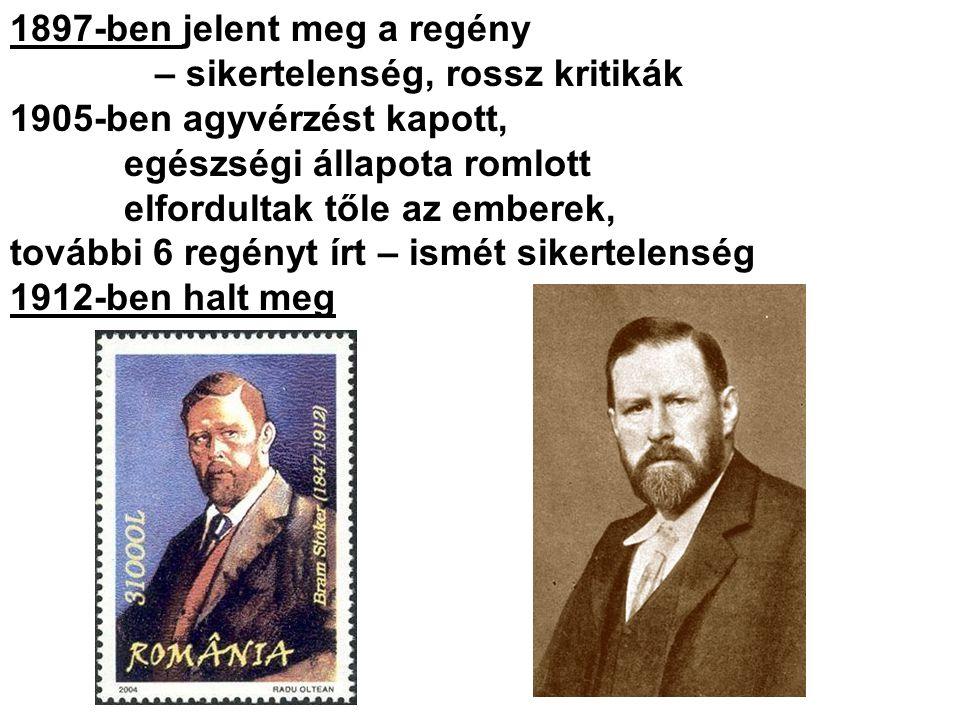 1897-ben jelent meg a regény