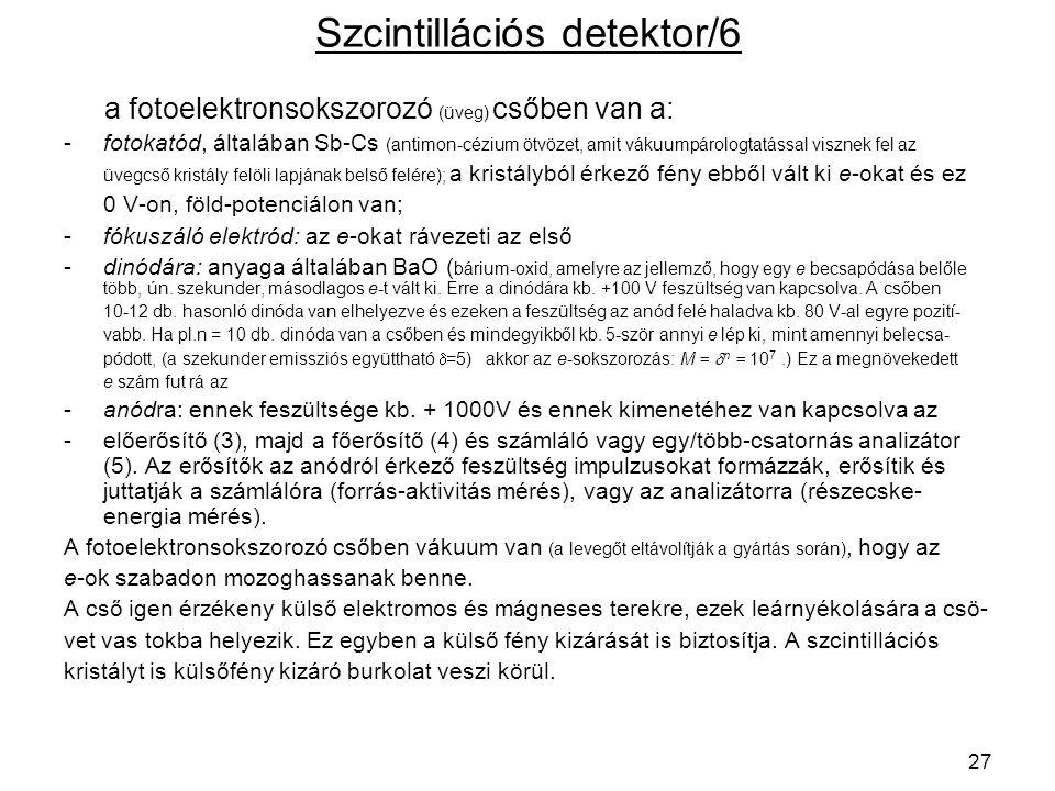 Szcintillációs detektor/6