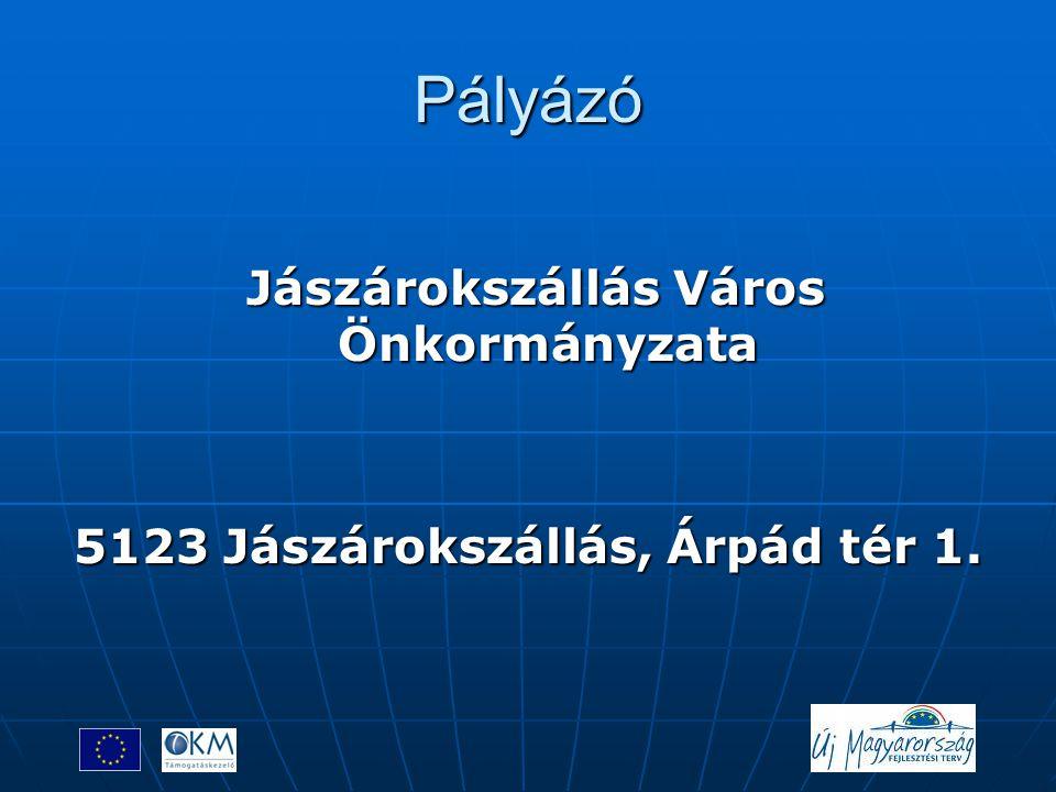 5123 Jászárokszállás, Árpád tér 1.
