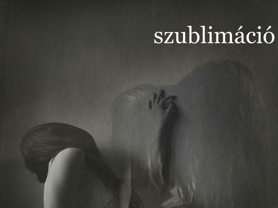szublimáció © 2007, Crescendo