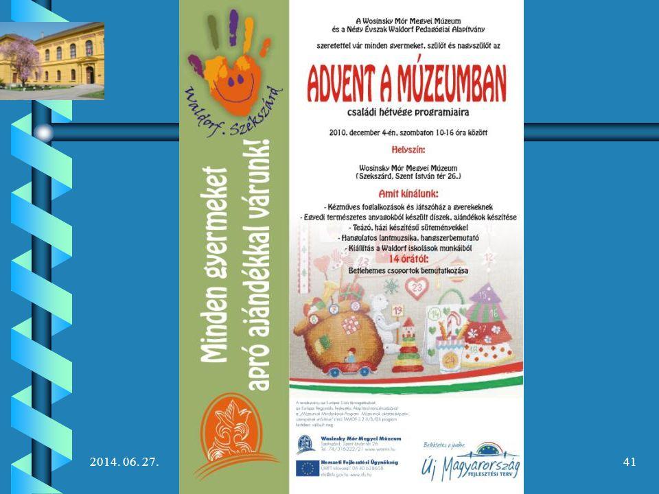 Múzeumpedagógiai programok