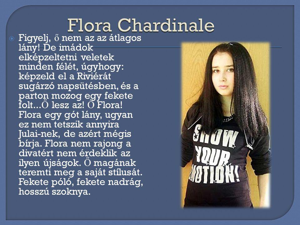 Flora Chardinale