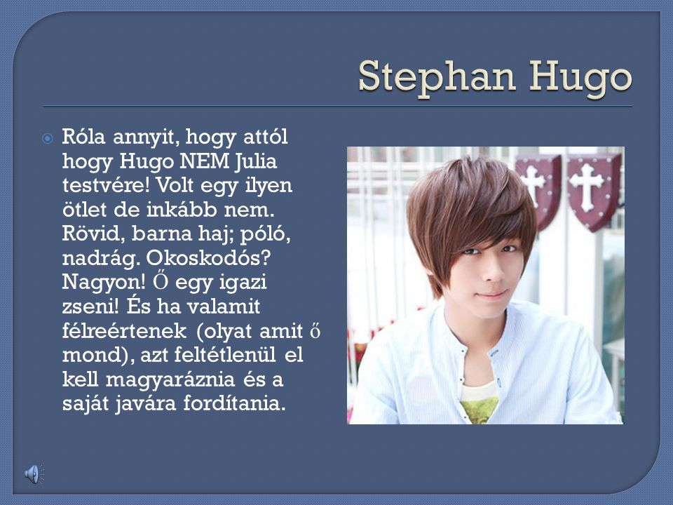 Stephan Hugo