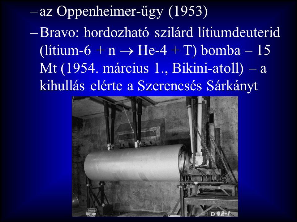 az Oppenheimer-ügy (1953)