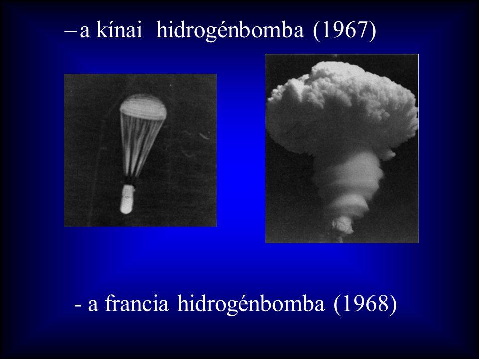 a kínai hidrogénbomba (1967)