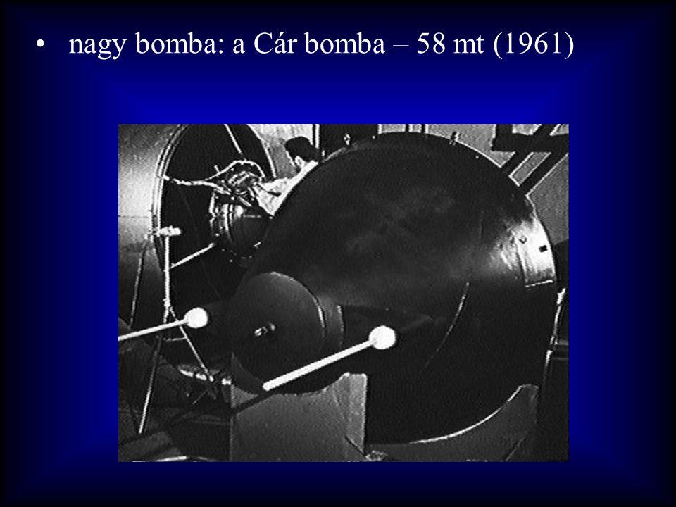 nagy bomba: a Cár bomba – 58 mt (1961)