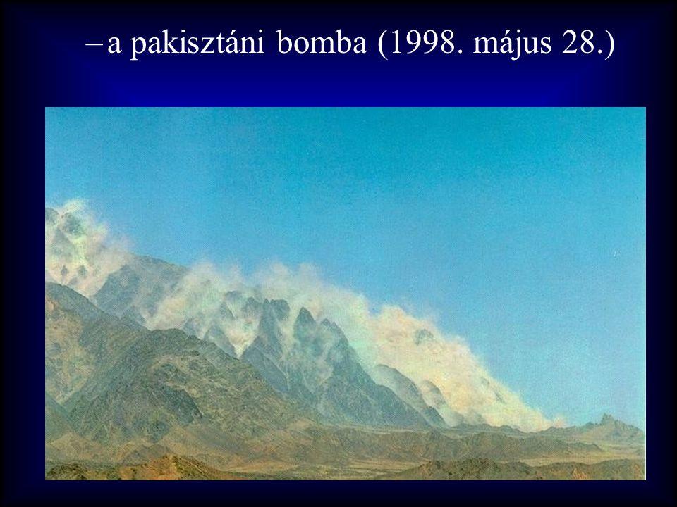 a pakisztáni bomba (1998. május 28.)