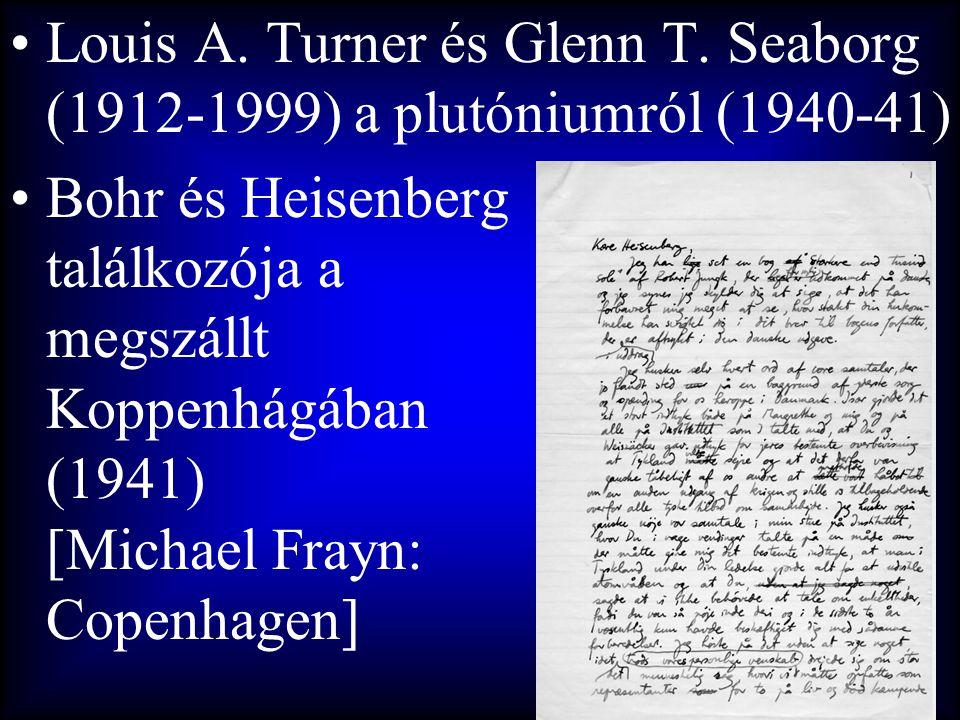 Louis A. Turner és Glenn T