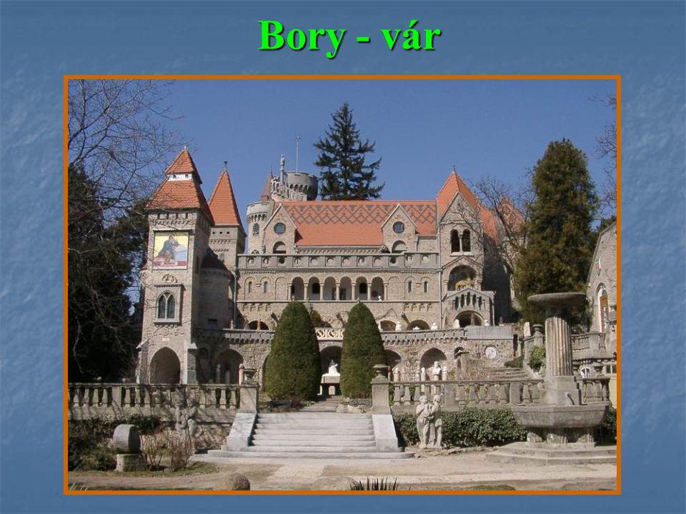 Bory - vár