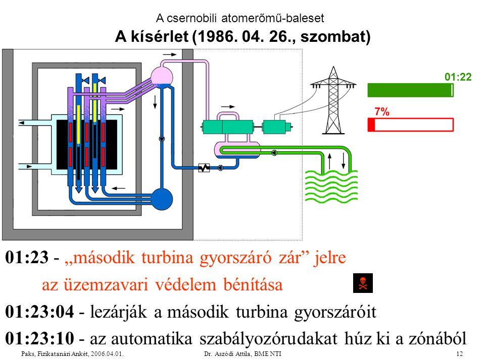 """01:23 - """"második turbina gyorszáró zár jelre"""