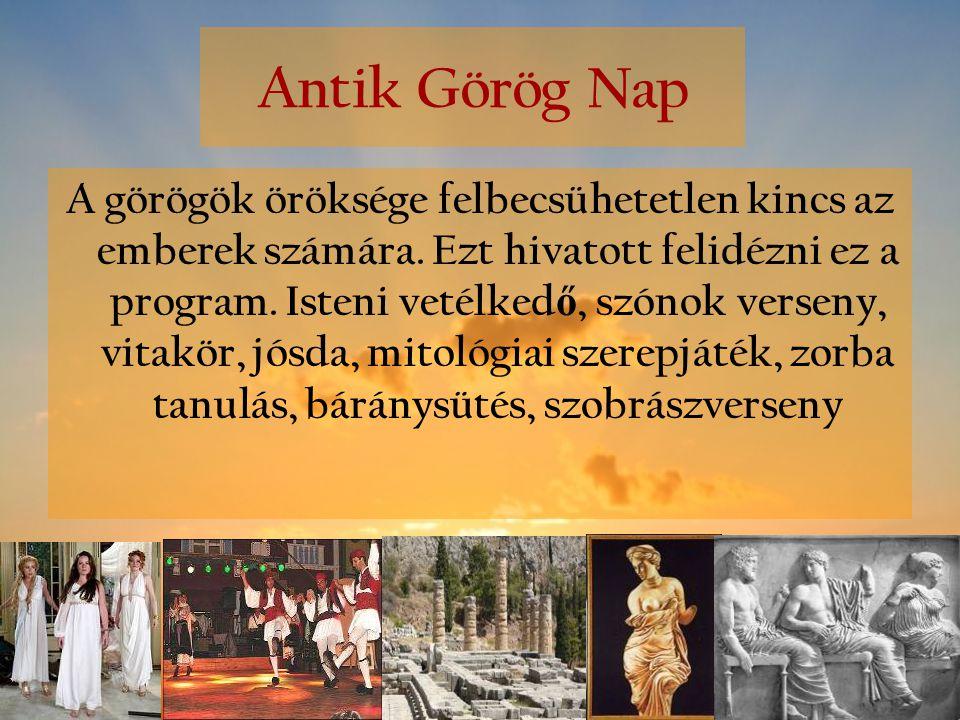 Antik Görög Nap