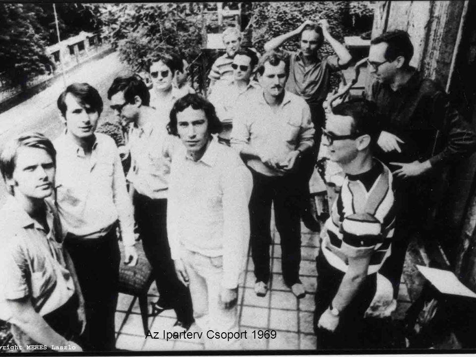 Az Iparterv Csoport 1969