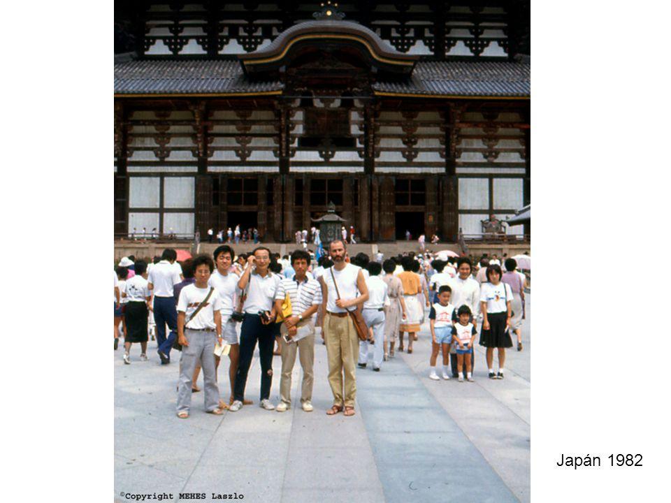 Japán 1982