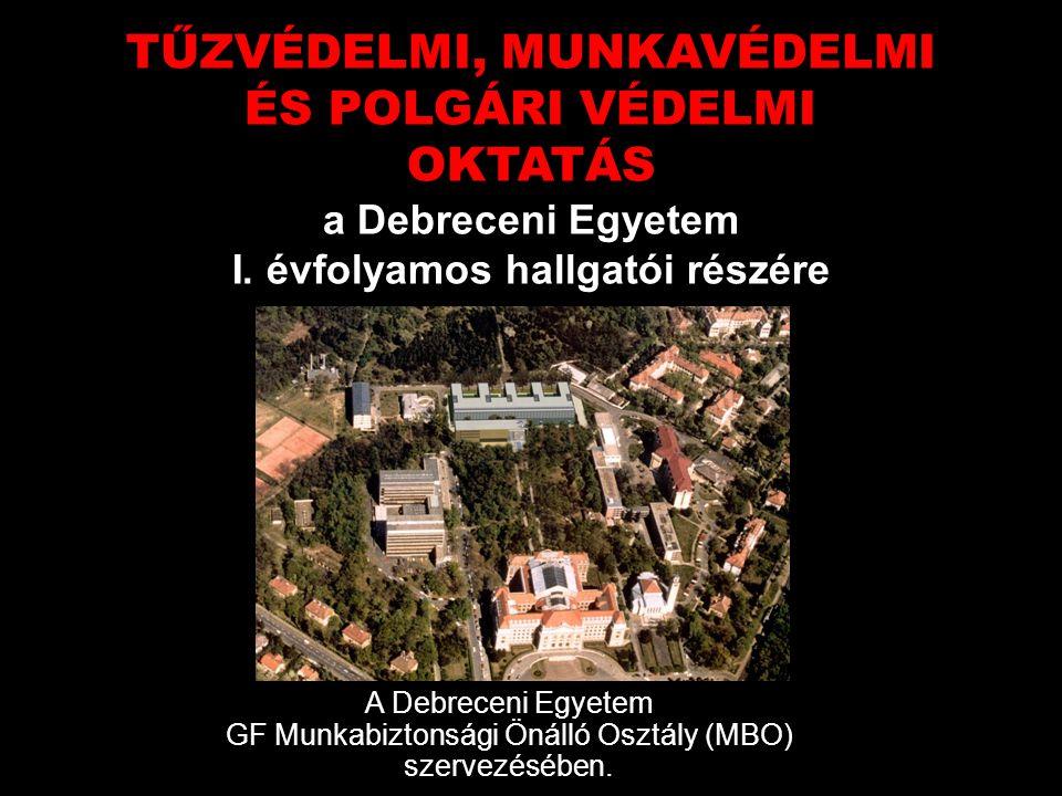 GF Munkabiztonsági Önálló Osztály (MBO)