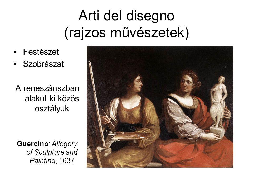 Arti del disegno (rajzos művészetek)