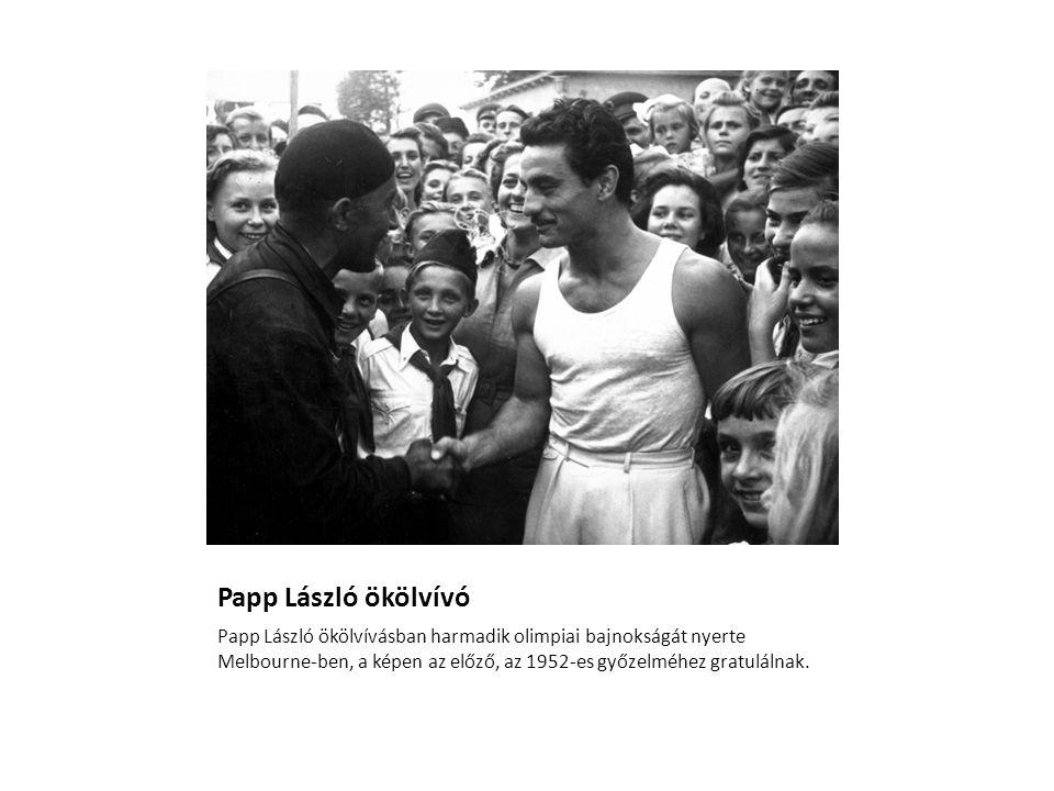 Papp László ökölvívó