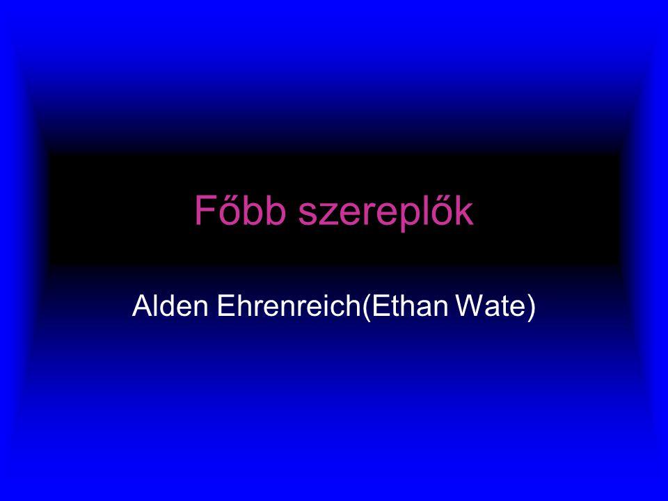 Alden Ehrenreich(Ethan Wate)