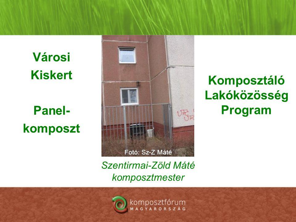 Komposztáló Lakóközösség Program