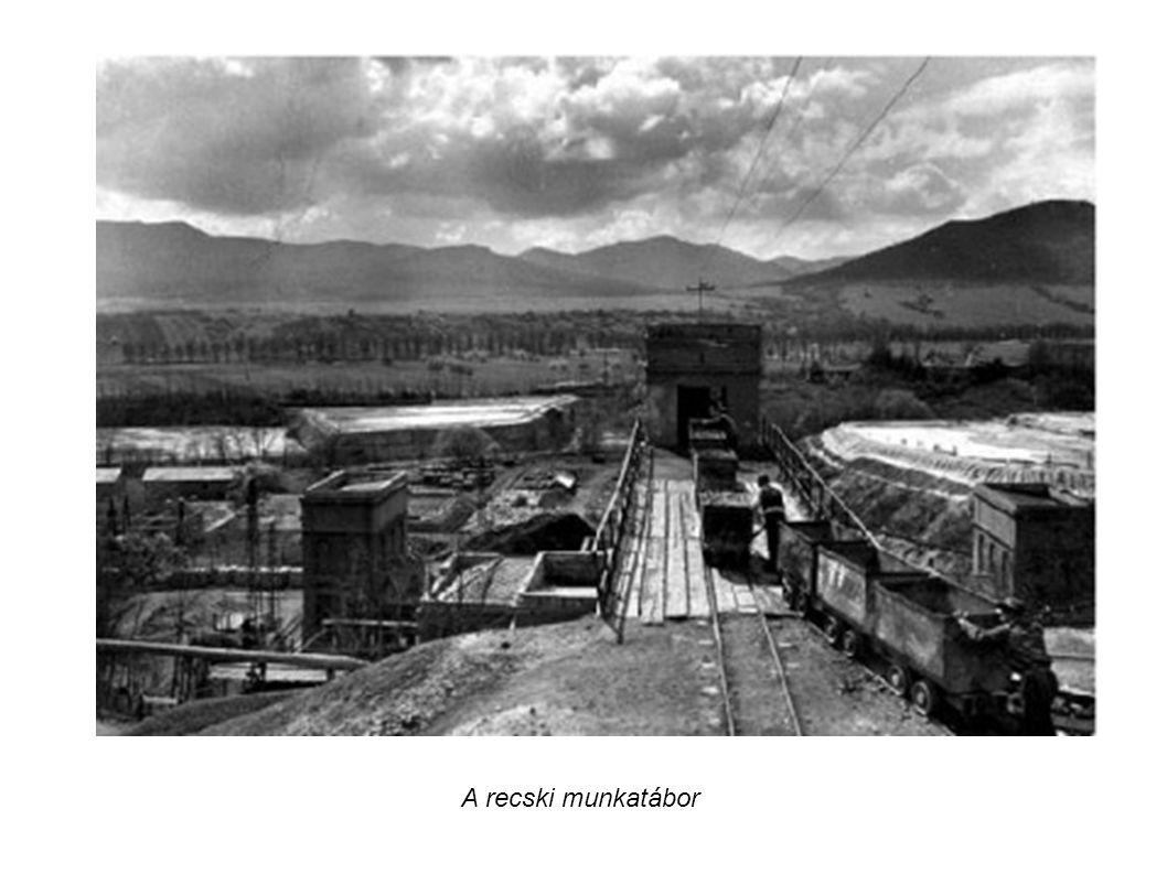 A recski munkatábor
