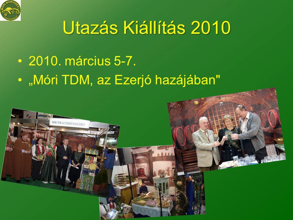Utazás Kiállítás 2010 2010. március 5-7.