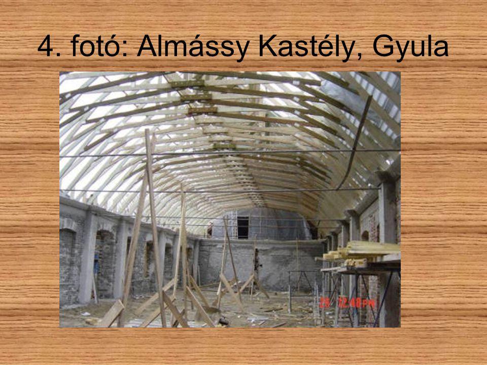 4. fotó: Almássy Kastély, Gyula