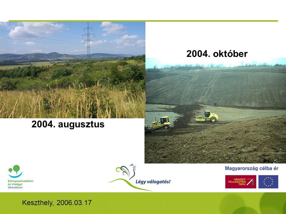 2004. október 2004. augusztus