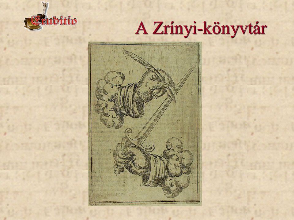 A Zrínyi-könyvtár