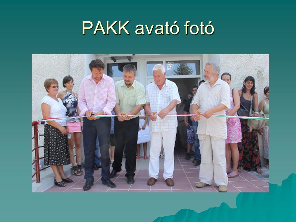 PAKK avató fotó