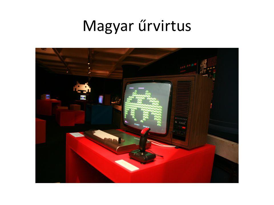 Magyar űrvirtus
