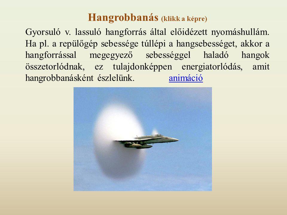 Hangrobbanás (klikk a képre)