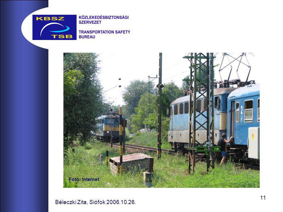 Fotó: Internet Béleczki Zita, Siófok 2006.10.26.