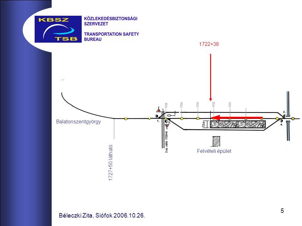 Béleczki Zita, Siófok 2006.10.26. 1722+38 Balatonszentgyörgy
