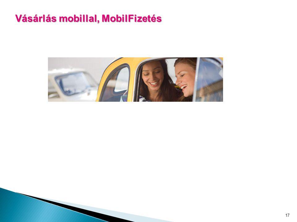 Vásárlás mobillal, MobilFizetés