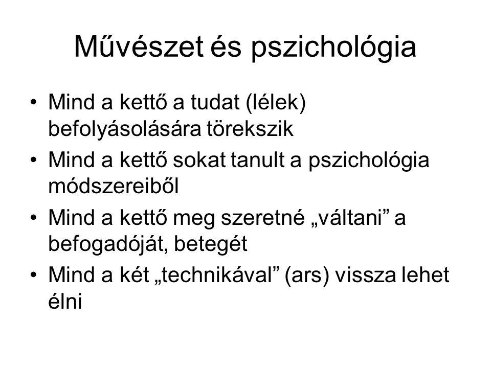 Művészet és pszichológia