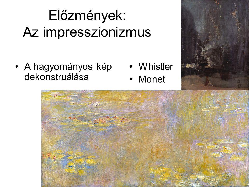 Előzmények: Az impresszionizmus