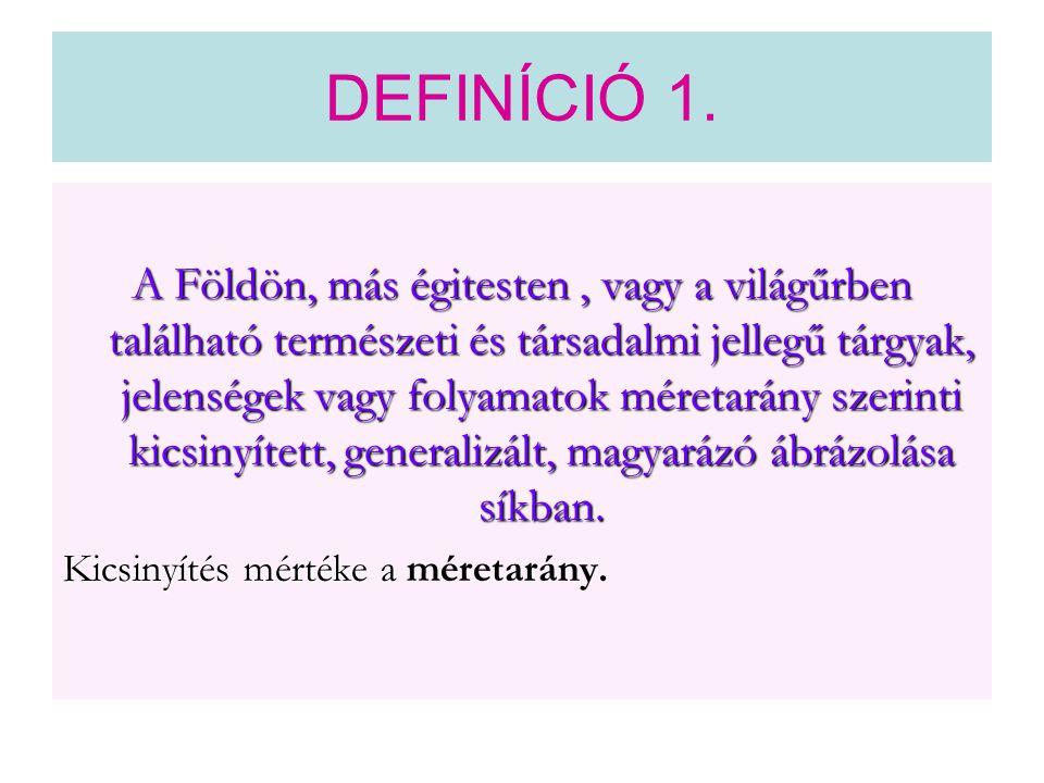 DEFINÍCIÓ 1.