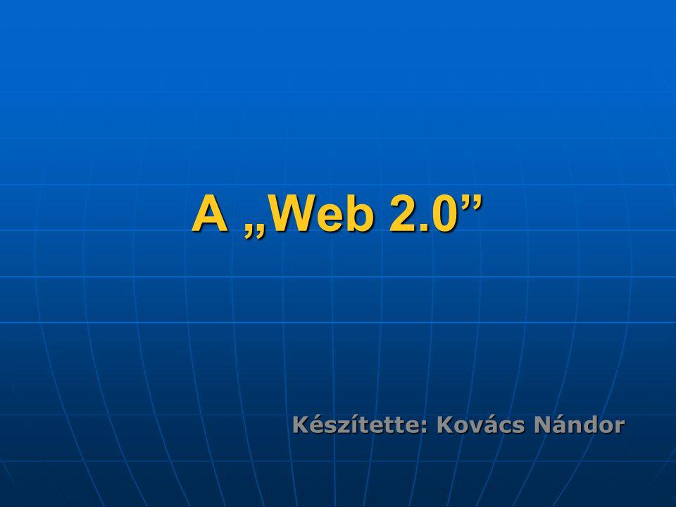 Készítette: Kovács Nándor