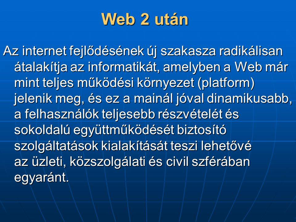 Web 2 után