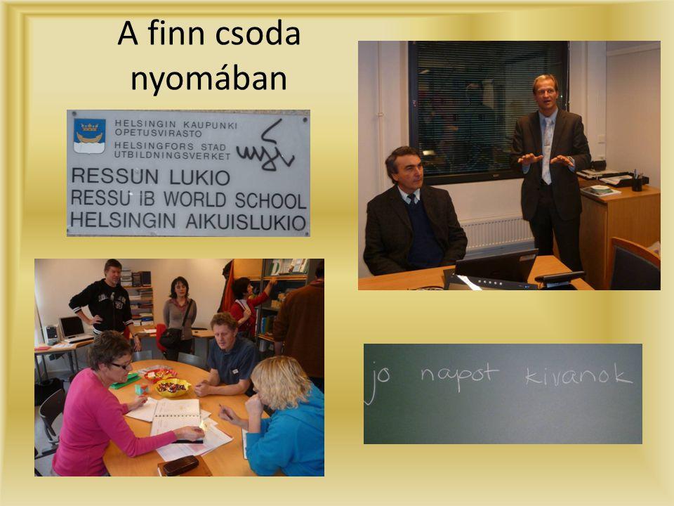 A finn csoda nyomában