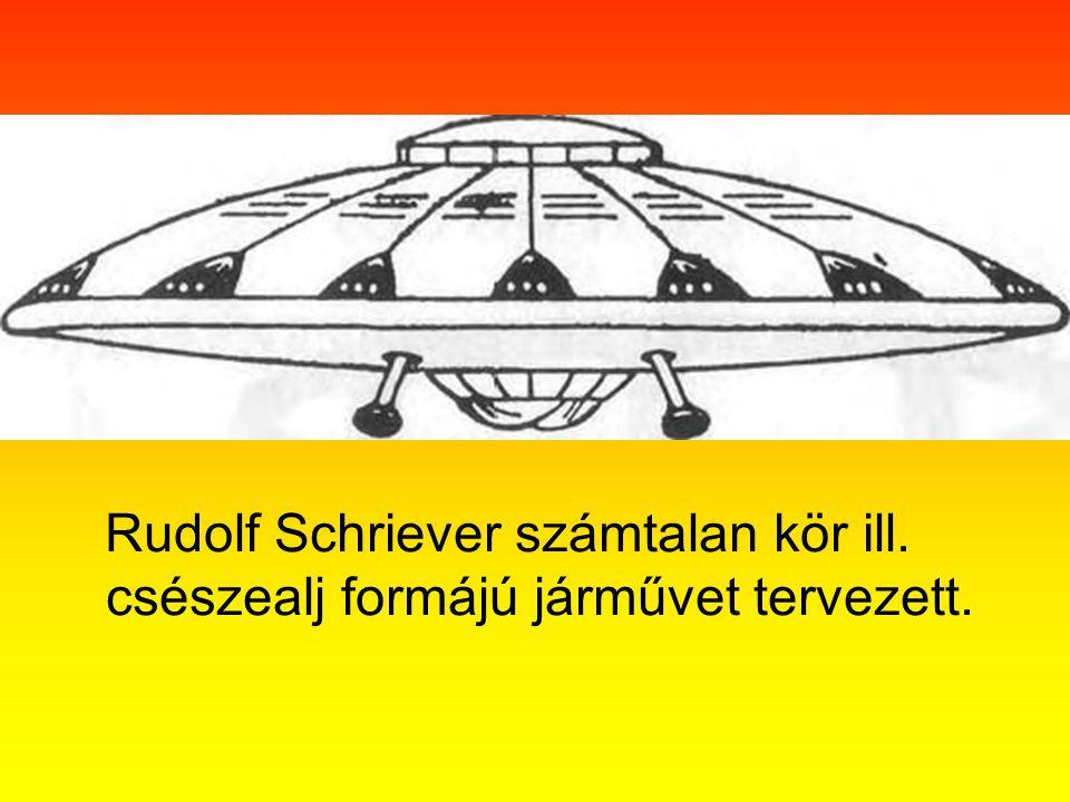 Rudolf Schriever számtalan kör ill