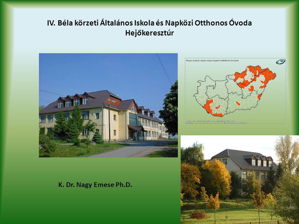 IV. Béla körzeti Általános Iskola és Napközi Otthonos Óvoda Hejőkeresztúr